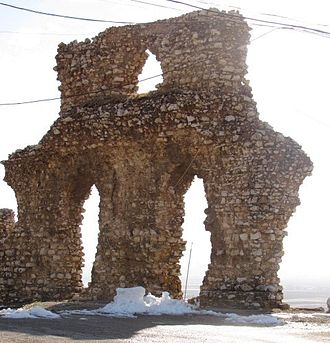 Qabb Ilyas - Prince Fakhreddin II Castle Ruins