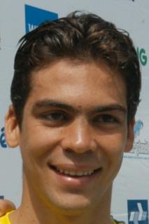 Kaio de Almeida Brazilian swimmer