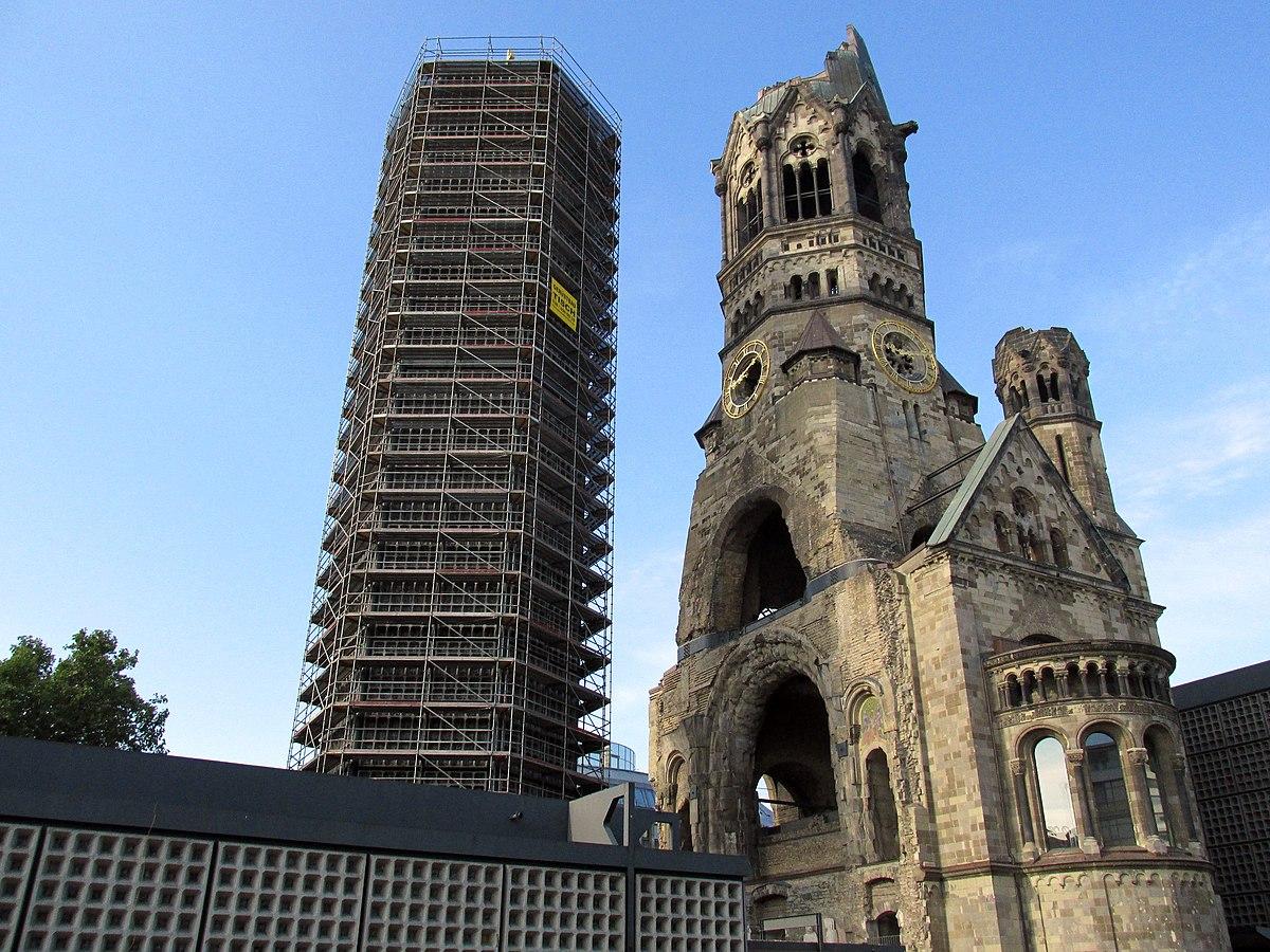 Kaiser - Wilhelm - Gedächtnis - Kirche - panoramio.jpg