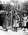 Kaiser Wilhelm II Crown Prince Wilhelm of Germany Western Front.jpg