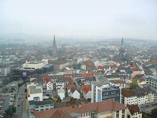 Kaiserslautern town big 2