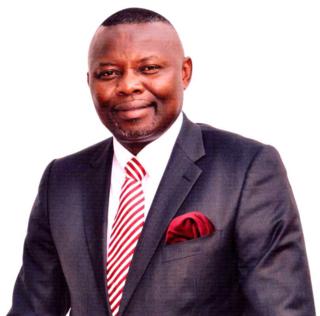 Vital Kamerhe Congolese politician
