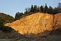 Kamieniołom piaskowców istebniańskich, Rabe koło Baligrodu. Gruby. - panoramio.jpg