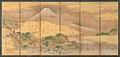 Kanō Tannyū. Mount Fuji. Asian Art Museum of San Francisco.jpg