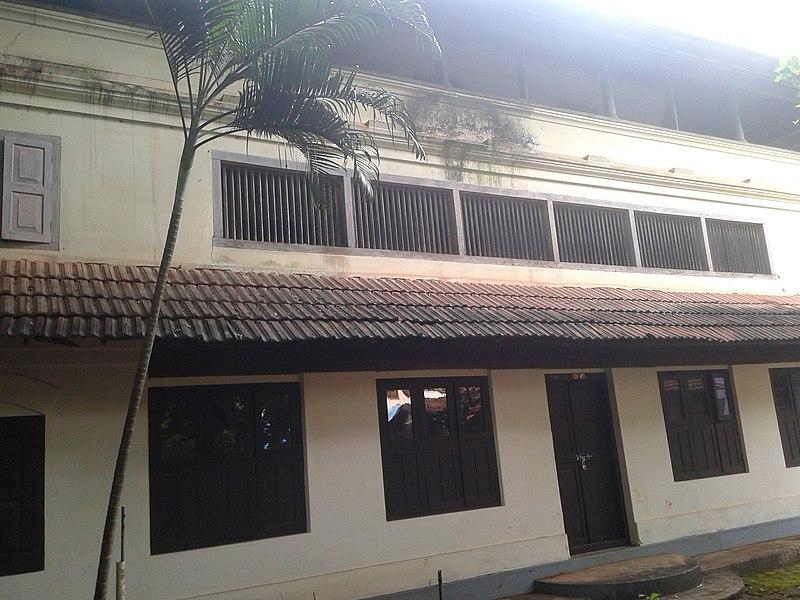 File:Kaprat Krishna Panikar's Home premise jpg - Wikimedia