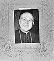 Kardinaal dr. Franz Konig (president secretariaat voor ongelovigen), kop, Bestanddeelnr 921-9981.jpg