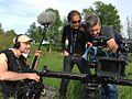 Karine Marceau en tournage.jpg