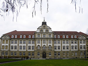 Karlsruhe Institute of Technology - The Victoriapensionat I
