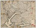 Kartblad 160- Situations Carte den südwestlichen Theil des Capitain Arctanders Compagnie District, 1750.jpg