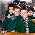 Kashmiri school children from Baramulla.jpg