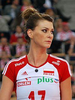Katarzyna Skowrońska-Dolata Polish volleyball player