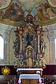 Kath Pfarrkirche St Leonhard am Hornerwalde - Altar.jpg
