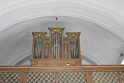Kath Pfarrkirche hl Anna Jabing Interior 05.jpg