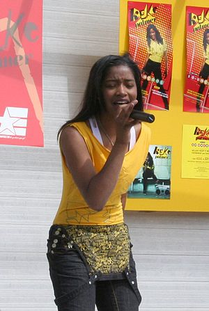 Keke Palmer - Palmer in March 2008.