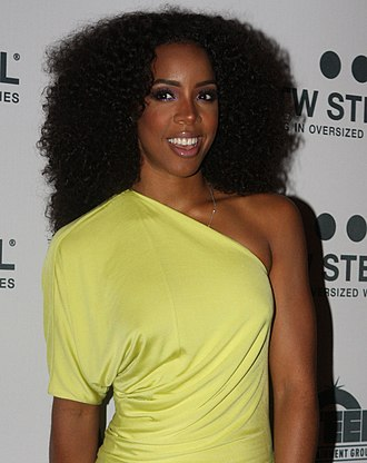Kelly Rowland - Rowland in April 2012