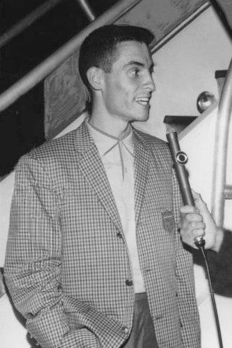 Kent Mitchell - Mitchell in 1960