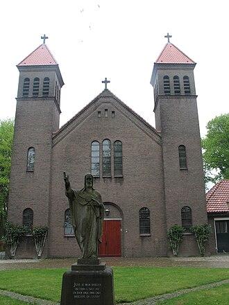 Nieuw-Wehl - Nieuw-Wehl church