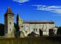 Kerk van de abdij van Blasimon, Frankrijk 2014.jpg