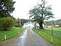 Kesgrave Hall - looking down the drive - geograph.org.uk - 1031212.jpg