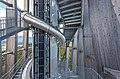 Keutschach Pyramidenkogelturm Rutsche und Treppe 01052020 8922.jpg