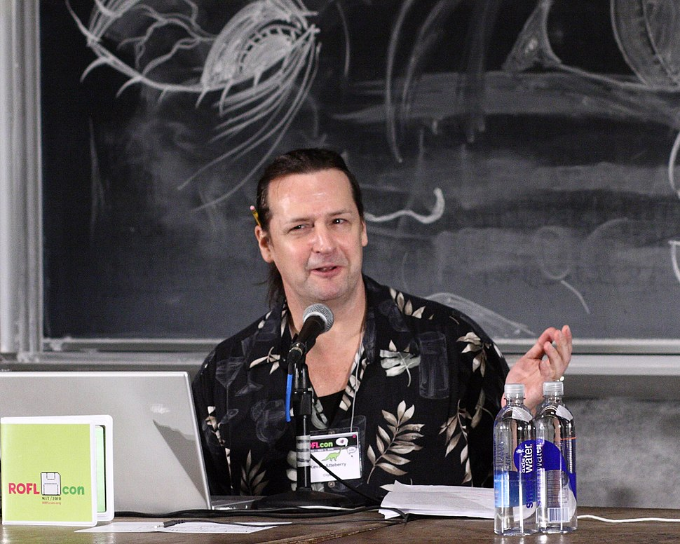 Kevan Atteberry at ROFLCon II