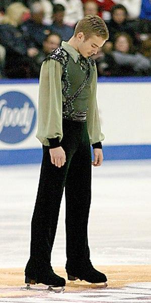 Kevin van der Perren - Van der Perren in 2003