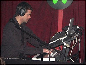 OSI (band) - Kevin Moore in 2007