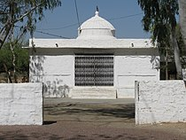 Khejarli Massacre Temple.JPG