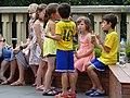 Kids in Old Town - Przemysl - Poland (35975392230).jpg