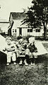 Kids in front of Rose home (Beaverton, Oregon Historical Photo Gallery) (8).jpg