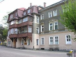 Krzysztof Kieślowski - The house at 23 Główna Street in Sokołowsko where Kieślowski lived