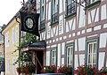 Kiedrich, half-timbered house 5 Oberstraße, the inn Hans Prinz.JPG