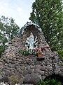 Kijewo-kościół św. Jadwigi Królowej-figura NMP.JPG