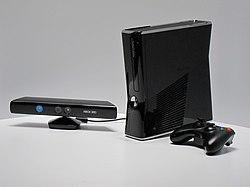 Kinect and Xbox 360 at E3 2010.jpg