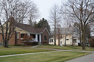 Union Township, Lawrence County, Pennsylvania - Houses in Oakwood
