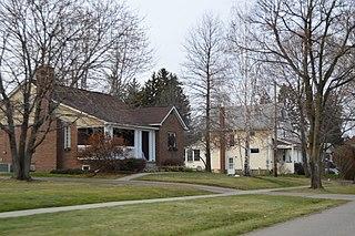 Oakwood, Pennsylvania Census-designated place in Pennsylvania, United States