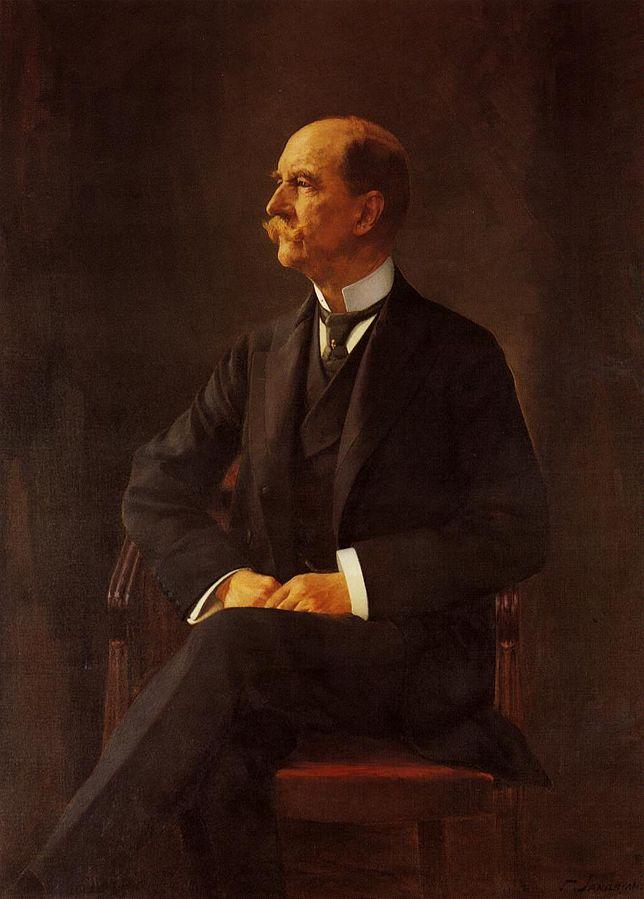 King George's Portrait