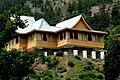 Kinner Kailash hotel in Kalpa.jpg