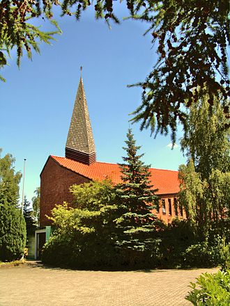 Adendorf - Church