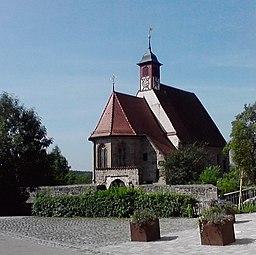 Puschendorf, St. Wolfgang Kirche