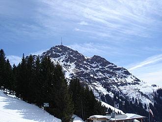 Kitzbüheler Horn - Image: Kitzbühler Horn von Norden