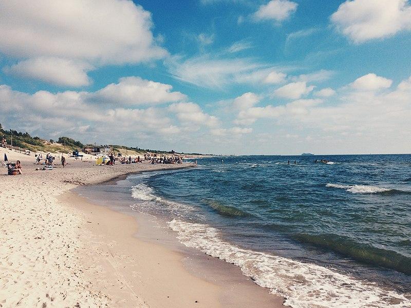 Praias da Lituânia