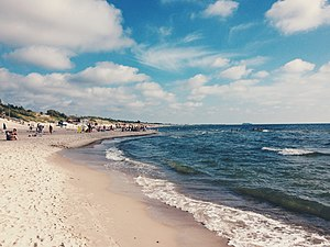 Klaipēda: Klaipeda beach (14694266436)