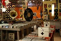 Klang.KOMBINAT (record shop), Leipzig.jpg