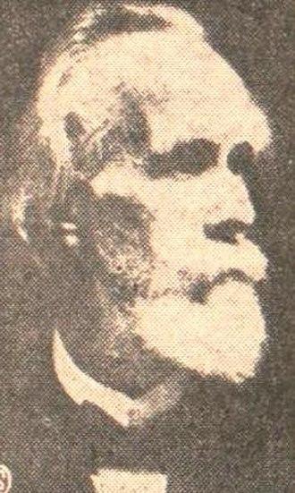 Jacob Frederik Klinkhamer - J. F. Klinkhamer in 1928