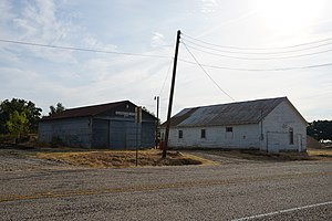 Farm to Market Road 1528 - Farm to Market Road 1528 in Klondike