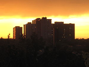 Bramalea, Ontario - Residential Apartments at Bramalea