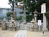 能福寺の平相国廟