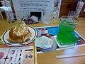 Komeda Coffee Shironoir Melon & Melon soda.jpg