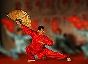 Les éventails au XVIIIe siècle 180px-Kongfu_fan